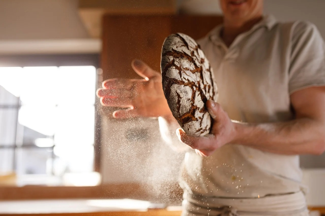 Les avantages du pain bio